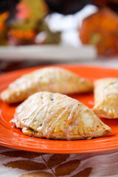 Charming Pumpkin Hand Pies