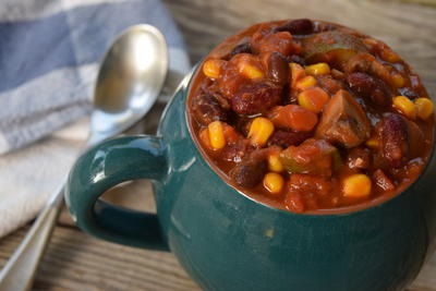 22 easy dinner ideas your kids will love cookstr three sisters chili forumfinder Choice Image