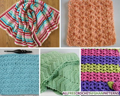 45 V Stitch Crochet Afghan Patterns Allfreecrochetafghanpatterns