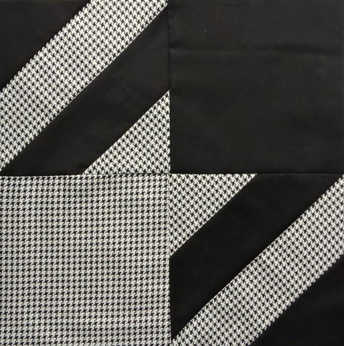 Elegant Houndstooth Block Tutorial