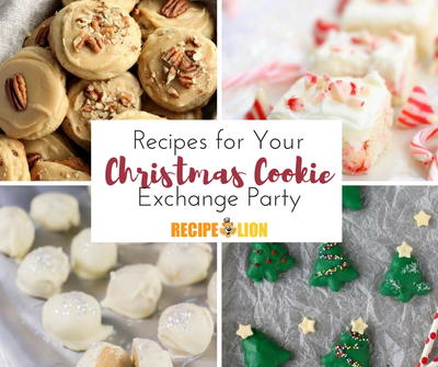 27 Simple Recipes for Your Christmas Cookie Exchange