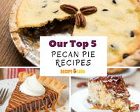 Our Top 5 Pecan Pie Recipes