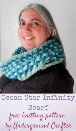 40 Infinity Scarf Patterns Youll Love Allfreeknitting