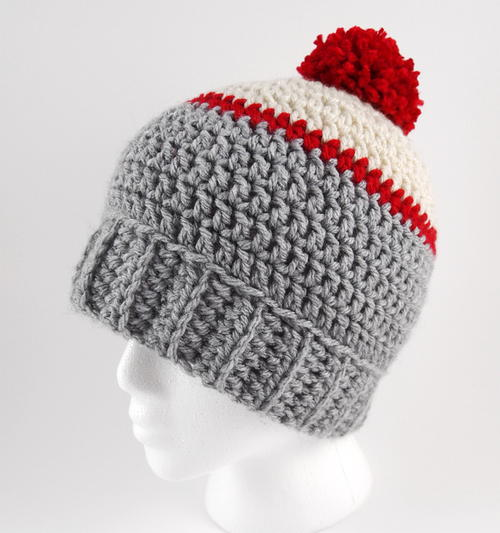 Ice Fishing Beanie