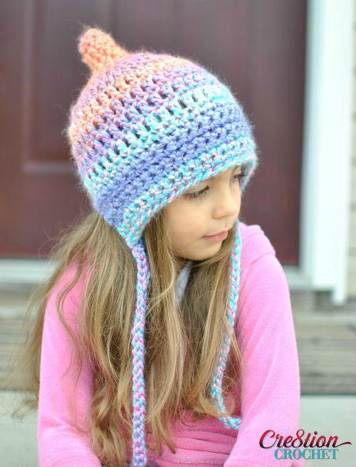 Cute and Cozy Pixie Hat