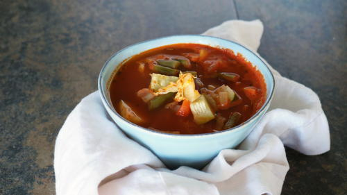 Soup  for Flu and Cold