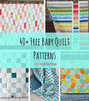 900 free quilting patterns favequilts 40 free baby quilt patterns fandeluxe Choice Image