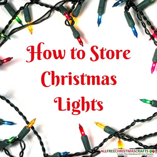 We All Know The Struggle Of Untangling Christmas Lights. Once That String  Of Lights Gets Tangled, Youu0027ll Be Spending The Next Few Hours Trying To  Undo The ...