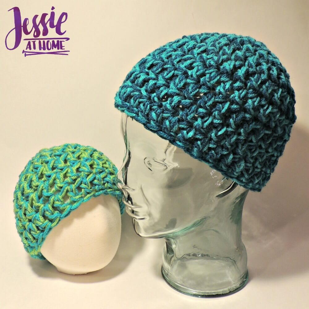 Crochet unisex beanie allfreecrochet bankloansurffo Image collections