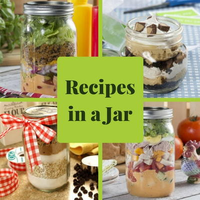 Whether Youre Looking For A Quick Take Along Meal Dessert You Can Enjoy Anywhere Or Recipe Gift In Jar This Collection Of 18 Recipes
