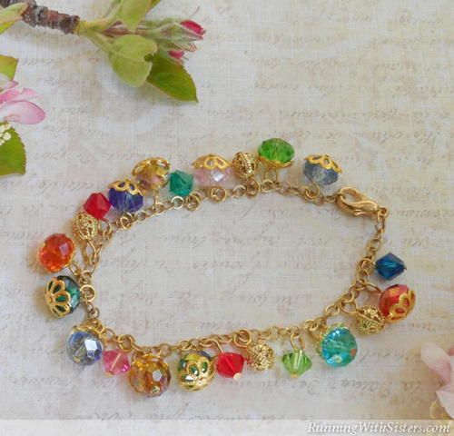 Royal Family Beaded Bracelet