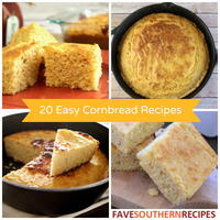 20 Easy Cornbread Recipes: The Best Southern Cooking Recipes for Cornbread