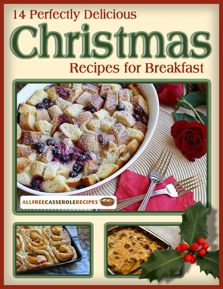 14 Perfectly Delicious Christmas Recipes for Breakfast Free eCookbook