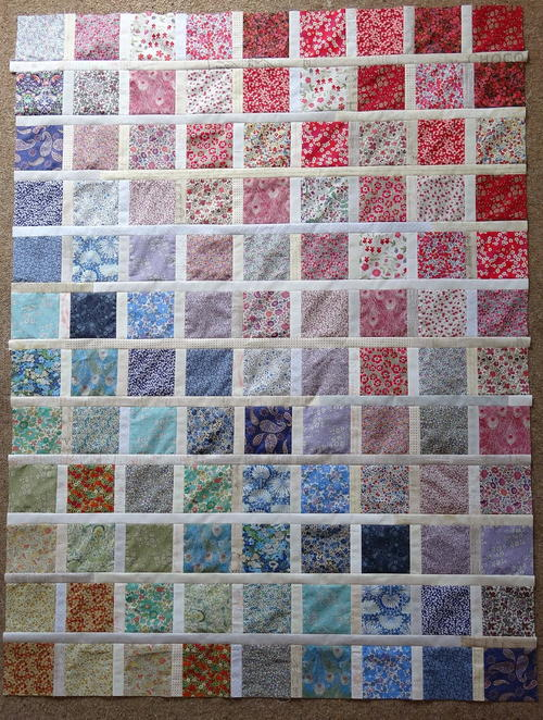 Charming Liberty Quilt Tutorial | FaveQuilts.com : fave quilts - Adamdwight.com