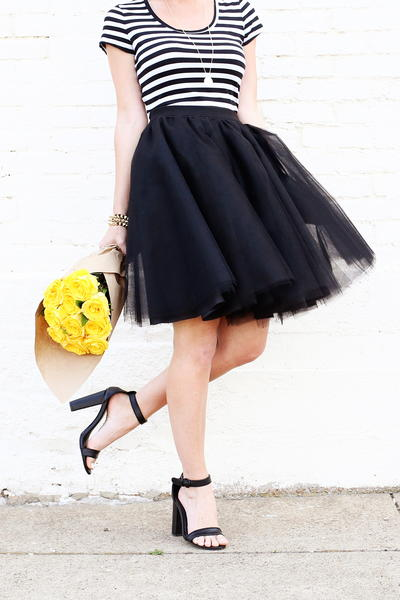 Date Night Circle Skirt