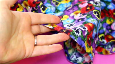 How to Quickly Press a Hem