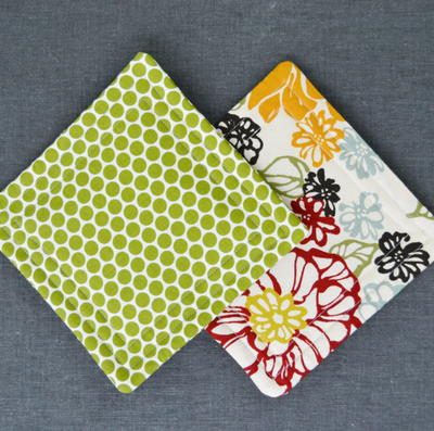 Easy Peasy Potholders