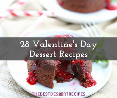 28 Valentines Day Desserts