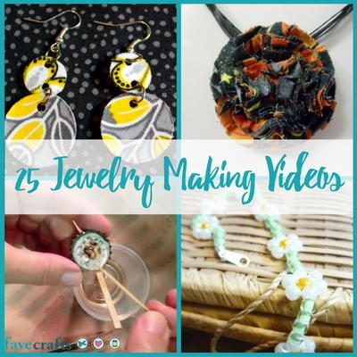 25 Jewelry Making Videos
