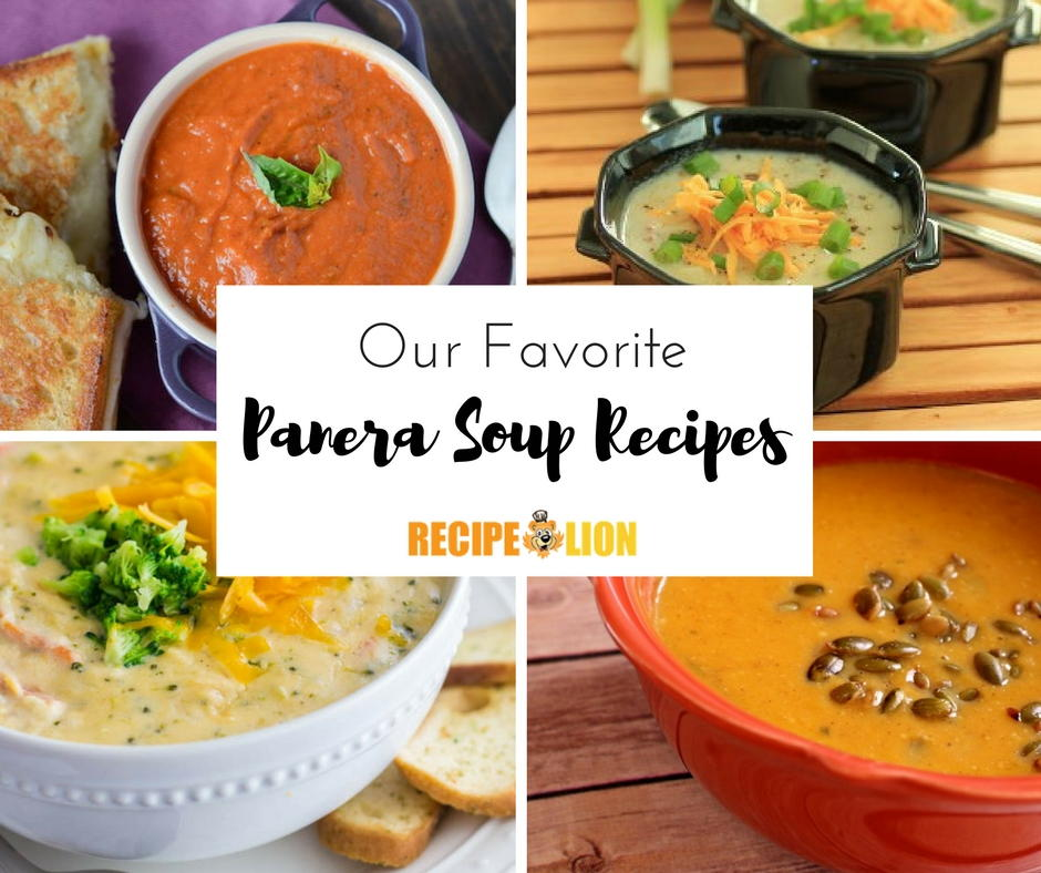 7 Of Our Favorite Copycat Panera Soup Recipes