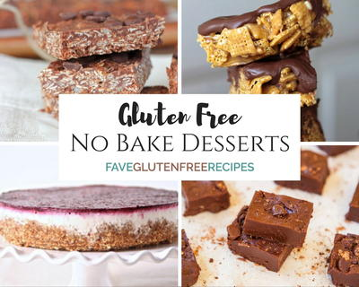 Gluten Free Desserts Best No Bake Recipes