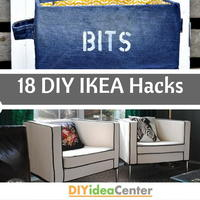 18 DIY IKEA Hacks