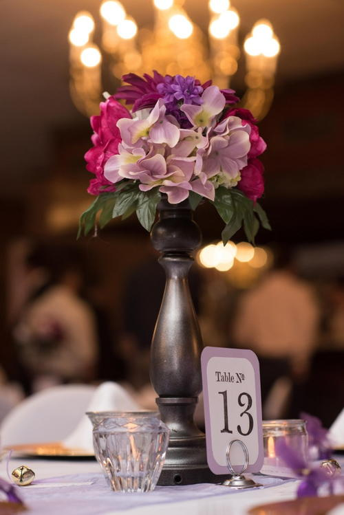 Budget-Friendly Floral Wedding Centerpieces
