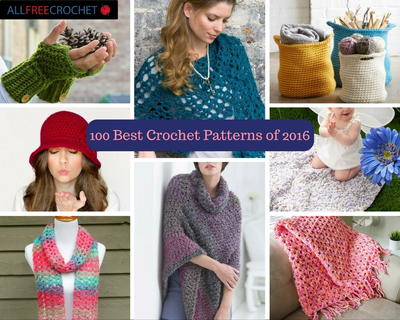 100 Best Crochet Patterns Allfreecrochet