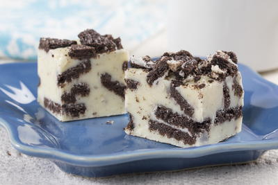 Sandwich Cookie Fudge