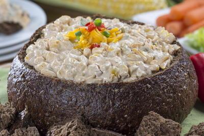 Fresh Corn Dip Mrfood Com