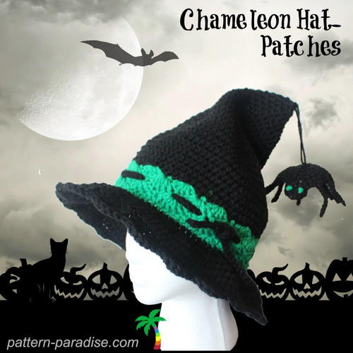 Witch Hat Allfreecrochet