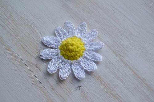 Crochet Daisy Pattern Allfreecrochet