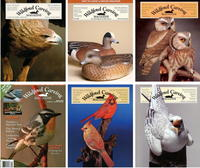 2000-2009 Issues of Wildfowl Carving Magazine