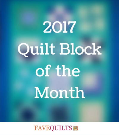 Quilt Block of the Month   FaveQuilts.com : free quilt block of the month - Adamdwight.com