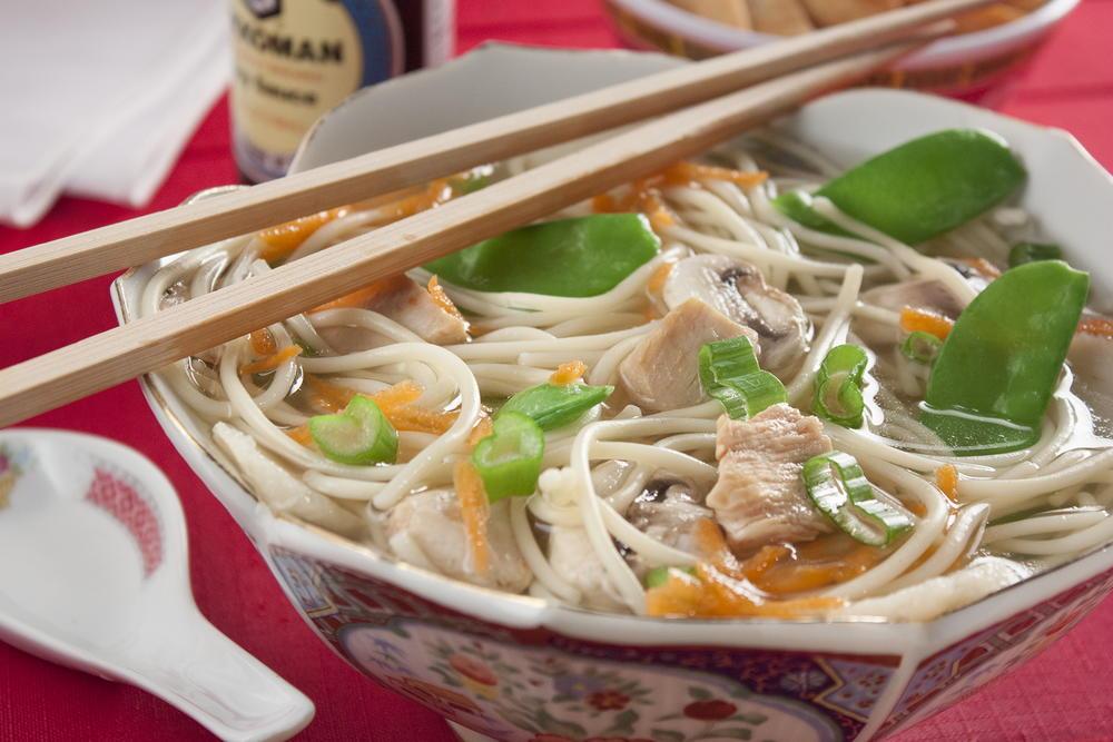 Best Noodle Soup Ever Mrfood