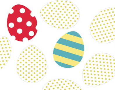 Free Easter Eggs Printable Memory Match Game