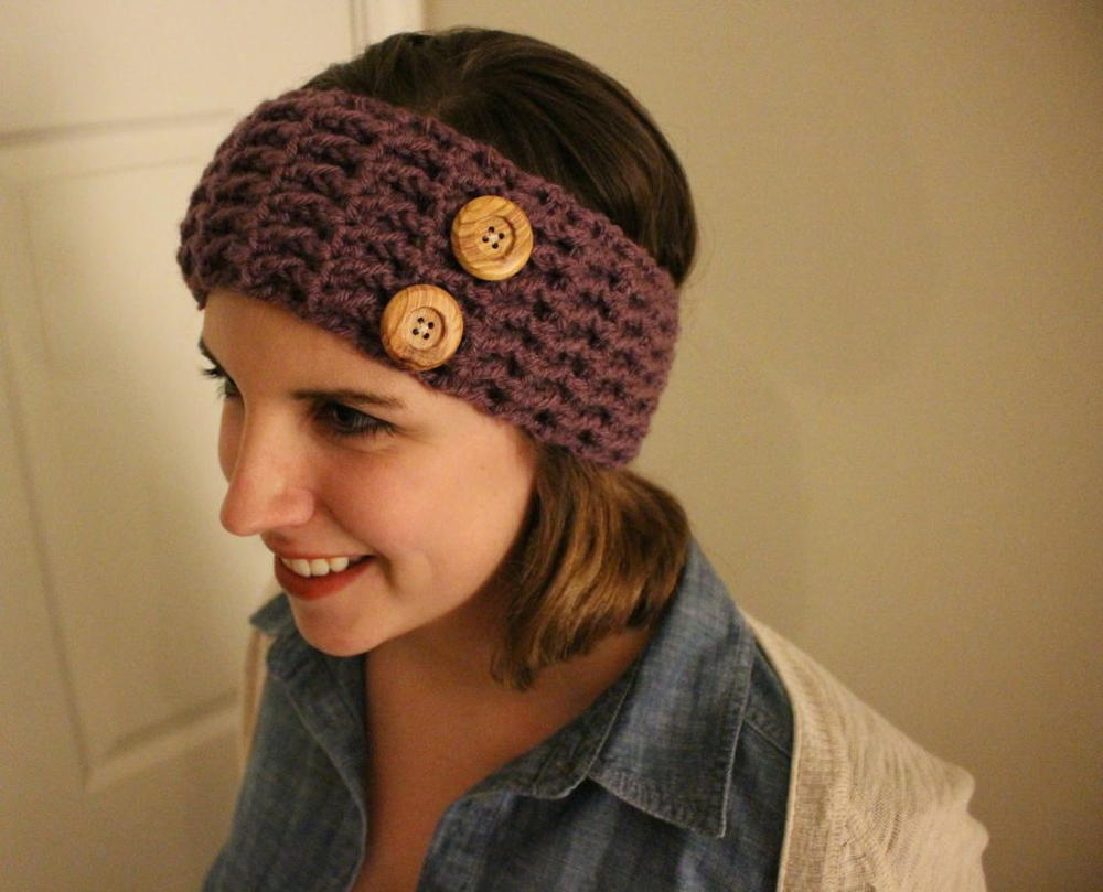 24 Crochet Ear Warmers | AllFreeCrochet.com