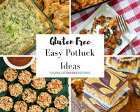 40 Easy Gluten Free Potluck Ideas