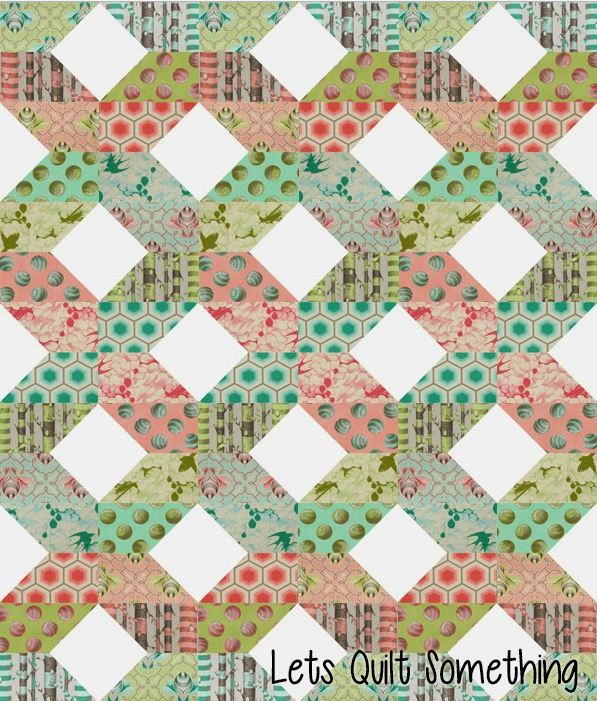 Scandinavian Spring Quilt Pattern | FaveQuilts.com : spring quilt patterns - Adamdwight.com