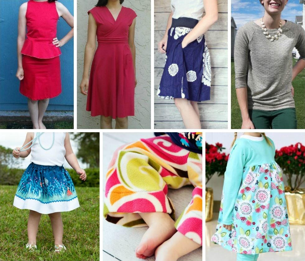 45 free printable sewing patterns allfreesewingcom