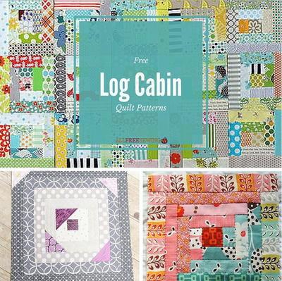 37 Free Log Cabin Quilt Patterns | FaveQuilts.com : log cabin quilt pattern free download - Adamdwight.com