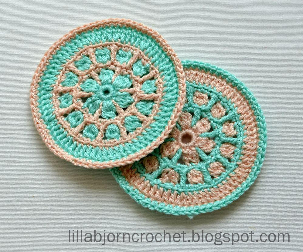 The Best Crochet Coasters to Make: 16 Crochet Coasters ...