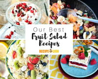 12 Easy Fruit Salad Recipes