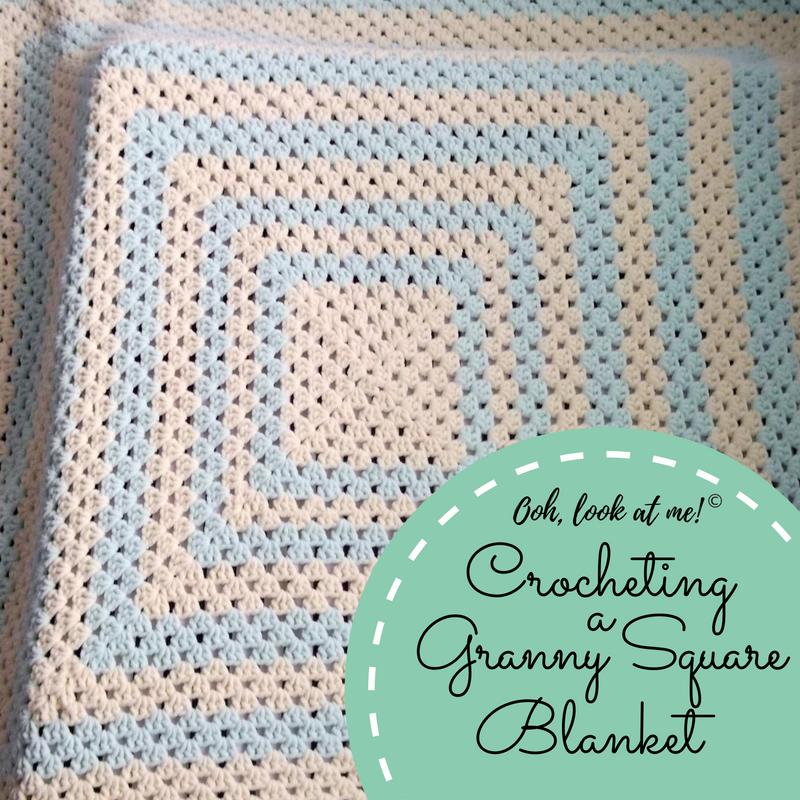 Granny Square Blanket Allfreecrochet