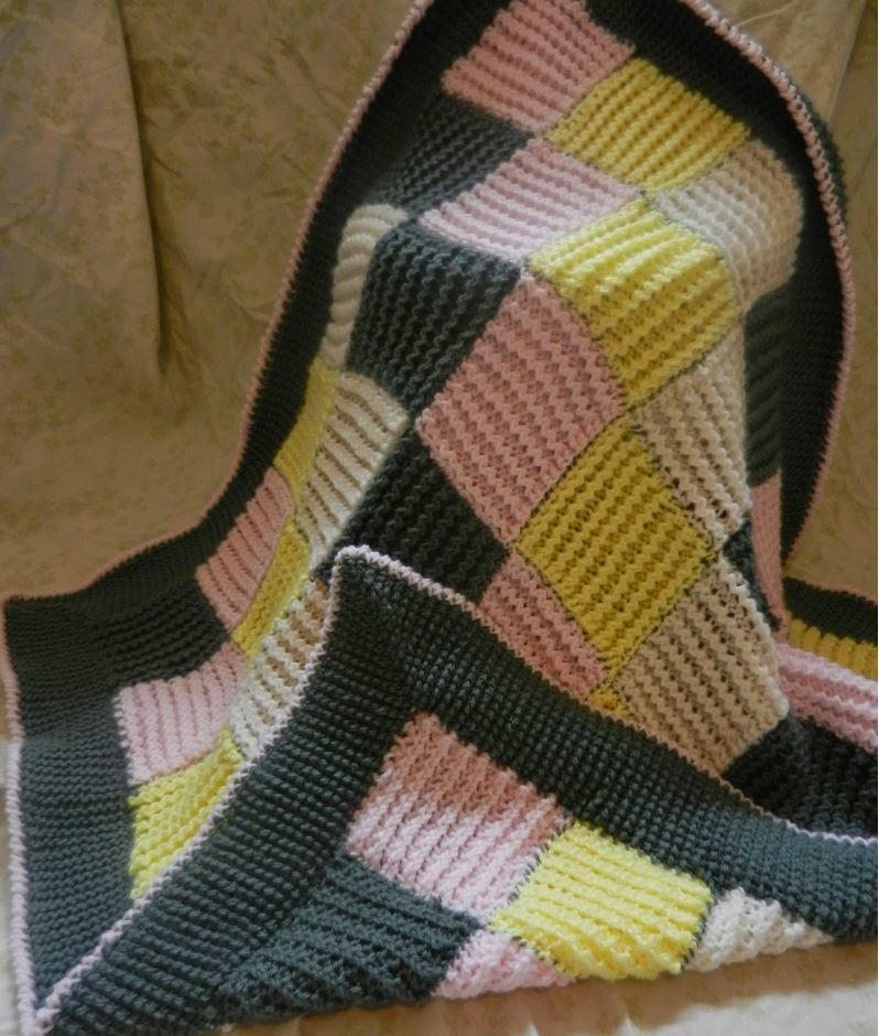 Zig Zag Crochet Baby Blanket Allfreecrochetafghanpatterns