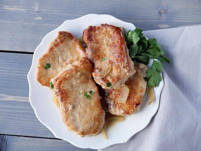 Crazy Slow Cooker Pork Chops Recipelion Com