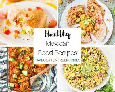 The best mexican food 27 healthy mexican recipes healthy mexican recipes forumfinder Gallery
