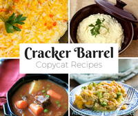 30 Copycat Cracker Barrel Recipes