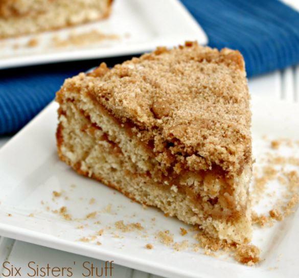 Cinnamon Streusel Bisquick Coffee Cake Thebestdessertrecipes Com