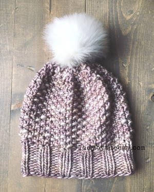 Dustweaver Seed Stitch Hat